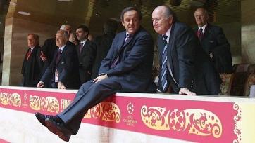 Платини и Блаттер могут быть отстранены от футбола на целых шесть лет