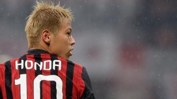Хонда недоволен своим нынешним статусом в «Милане»