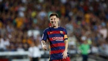 Испанские СМИ: В матче с «Реалом» Месси останется в запасе