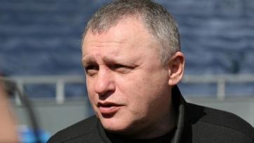 Суркис: «Украинским футболистам нужно убрать эмоции и серьёзно готовиться к ответной игре»