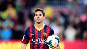 Лионель Месси сможет отыграть против «Реала» лишь тридцать минут