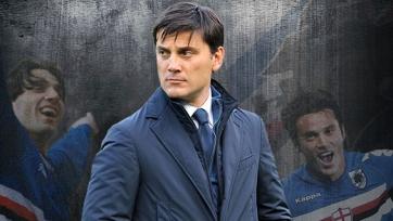 Официально: Винченцо Монтелла представлен в качестве главного тренера «Сампдории»