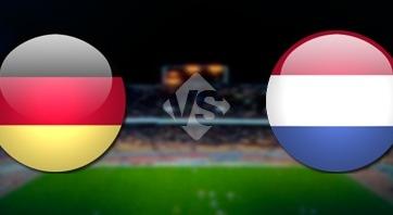 Матч между Германией и Нидерландами отменён не будет