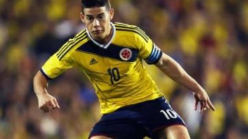 Хамес Родригес: «Аргентинцы очень сильны и без Месси с Агуэро»