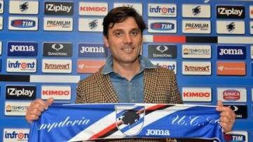 Винченцо Монтелла: «Возвращение в «Сампдорию» напоминает мне о молодости»