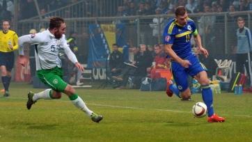Эдин Джеко сыграет во втором матче против ирландцев