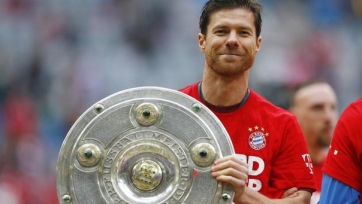 «Бавария» продлевать контракт с Хаби Алонсо не будет