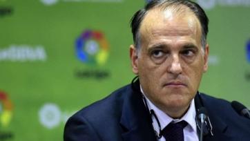 Президент LFP болеет за мадридский «Реал»