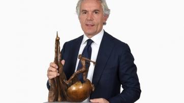 Роберто Донадони стал обладателем премии имени Джакинто Факкетти