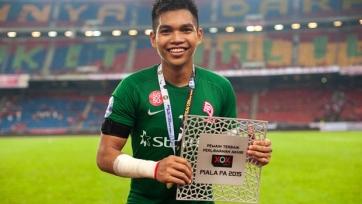 Сингапурский голкипер мог стать основным вратарём «Реал Сосьедада»