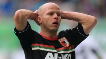 «Аугсбург» до конца года потерял Вернера