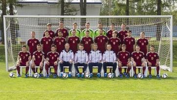Молодёжная сборная России потерпела третье поражение в квалификации Евро-2017