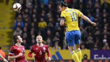 Стали известны стартовые составы матча между Данией и Швецией