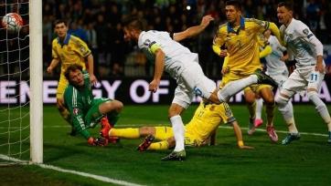 Сборная Украины пробилась на Чемпионат Европы