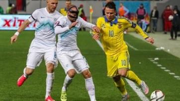 Евгений Коноплянка: «Против таких команд, как Словения, противно играть»
