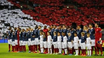 Английские болельщики спели «Марсельезу»
