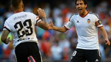 «Наполи» проявляет интерес к капитану «Валенсии»