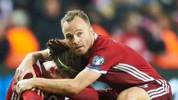Якобсен больше не будет выступать за сборную Дании