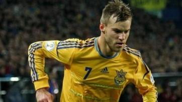 Андрей Ярмоленко: «Первый тайм совсем не получился, хотя соперник позволял играть в футбол»