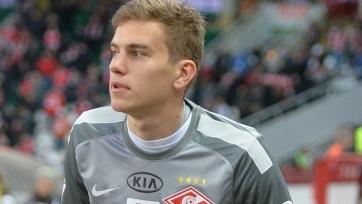Агент Митрюшкина отказался комментировать слухи о возможном переходе своего клиента в клуб из Франции