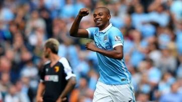 Фернандиньо может продлить контракт с «Манчестер Сити»