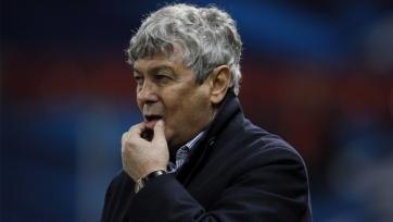 Луческу рад успеху сборной Украины