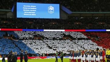 Гимн Франции прозвучит перед началом матчей 13-го тура АПЛ