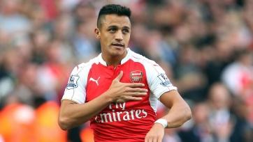 The Mirror: Алексис Санчес продлил контракт с «Арсеналом»