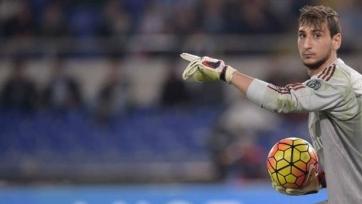 Джанлуиджи Доннарумма заключил новый контракт с «Миланом»