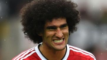 Марк Вильмотс: «Феллайни надо уходить из «Манчестер Юнайтед»