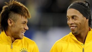 Роналдиньо: «Лучшим в мире игроком на данный момент является Неймар»
