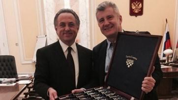 РФС и хорватский футбольный союз договорились о сотрудничестве