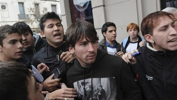 Болельщики «Барселоны» выступают против участия Месси в матче с «Реалом»