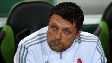 Черевченко: «Не хочу валить всё исключительно на моих футболистов»