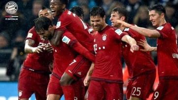 «Бавария» обыграла на выезде «Шальке»