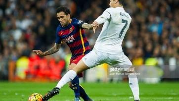 Алвес: «Горжусь тем, что являюсь футболистом «Барселоны»
