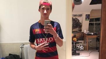 Жозе Моуринью-младший: «Да здравствует «Барселона»