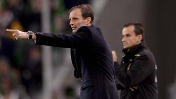 Массимилиано Аллегри: «Тур сложился хорошо, мы выиграли, «Рома» потеряла очки»