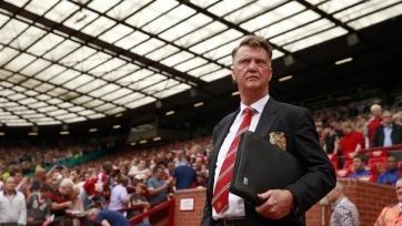 Луи ван Гаал надеется на возвращение Роналду в «Манчестер Юнайтед»