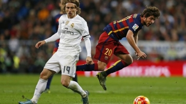 Лука Модрич: «Мы оставили «Барселоне» слишком много места»