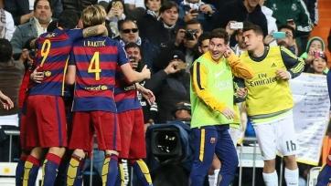 «Барселона» установила новый личный рекорд, забивая «Реалу» уже в двадцати матчах кряду