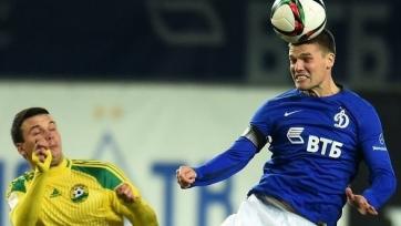 Стали известны стартовые составы на матч «Динамо» и «Мордовии»