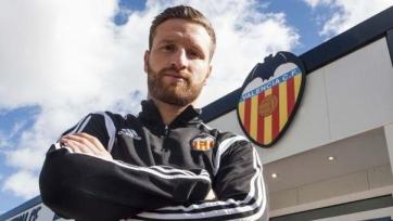 Мустафи не поможет «Валенсии» в матче с «Зенитом»