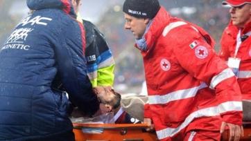 Доменико Майетта получил серьёзную травму лица