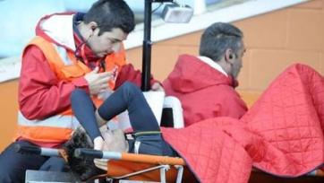 Марко Андреолли выбыл минимум на шесть месяцев