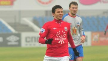 Алихан Шаваев: «Мечтаю попасть в сборную России и забить гол»