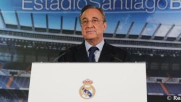 Флорентино Перес: «Кому-то нравится накалять обстановку в «Реале»