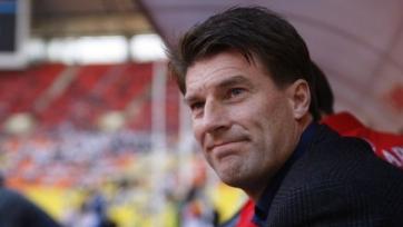 Лаудруп отказался возглавить сборную Дании