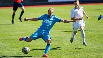 «Зенит U-19» потерпел очередное поражение в ЛЧ и потерял шансы на выход из группы