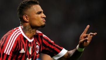 Кевин-Принс Боатенг сыграет за «Милан» в двух товарищеских матчах